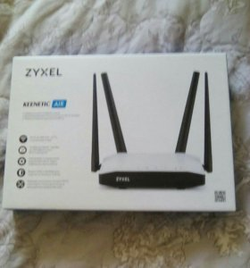 WI-FI роутер Zyxel air
