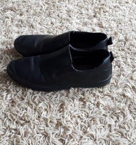 Школьные туфли р.40 подростковый