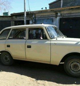 Москвич 412, 1988