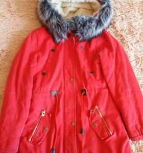 Зимняя куртка -Парка.