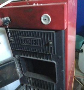 Котел кчм 5К 30-03 (твердое топливо, эл-во, газ)