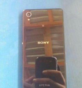 Sony m4 аква