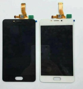 Экран и сенсор в сборе Meizu m5c(белый)