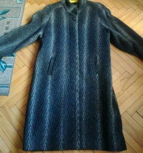 Новое женское осенне-зимнее пальто