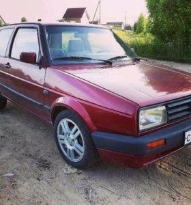 Volkswagen Golf, 1988