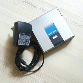 Адаптер (Linksys SPA2102)