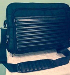 Фирменная сумка для ноутбука