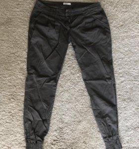Женские серые штаны
