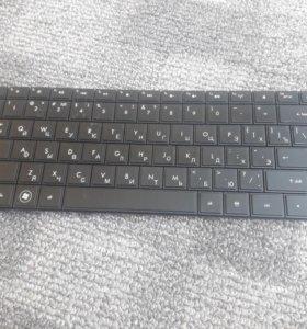 Клавиатура на hp g62