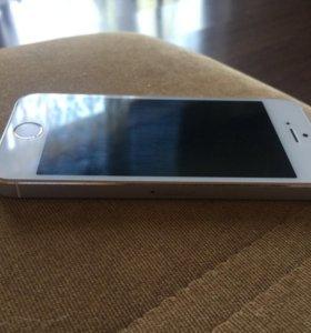 Айфон 5s 32gb silver