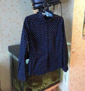 Рубашка OSTIN STUDIO б/у несколько раз
