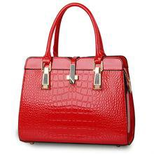 Женская сумка лакированная