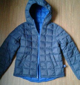 Benetton куртка 140-150 см