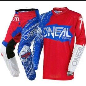 Новый костюм для мотокросса Oneal