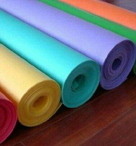 Цветной изолон, фоамиран , ппэ