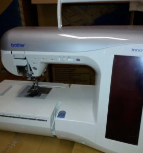 Швейно-вышивальная машина новая в упаковке Brother