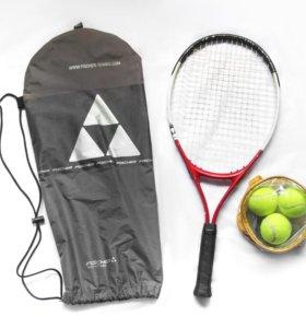 Теннисная ракетка Fisher pro 1.25 (ученическая)