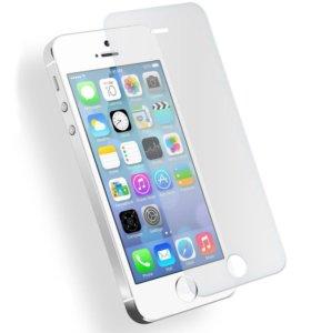 Защитное стекло на iPhone 5,5s,se