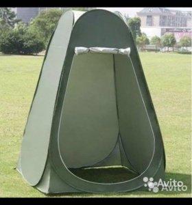 Душ палатка походная, новая