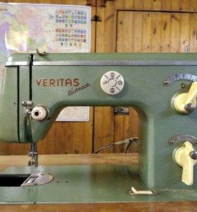 Швейная машинка veritas (веритас зигзаг)