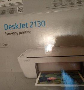 Принтер hp 2130