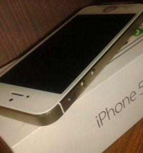 Айфон 5s(серебристый)