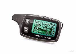 брелок сигнализации томагавк tw 9010