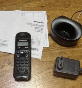 Радиотелефон PANASONIC KX-TG 1311RU