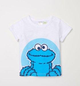 Детские вещи футболка