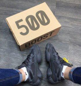 Кроссовки изи буст 500
