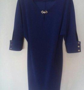 Платье одето1раз.46-48размер.