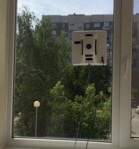 Аренда робота-мойщика окон