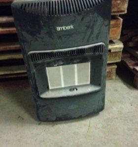 Тепловая газовая печь обогреватель timberk