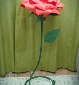 Светильник-ростовая роза
