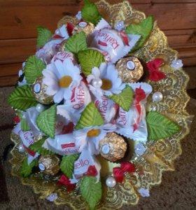 Подарки из конфет НА ЗАКАЗ!