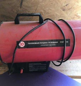 Пушка тепловая (газовая) 10 кВт