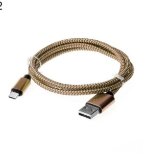 кабель USB - type С, 2м
