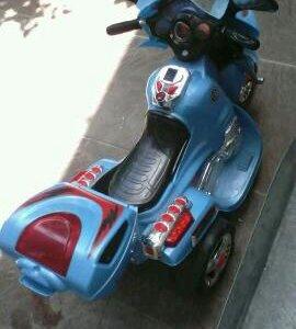 Электро- мотоцикл
