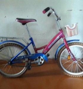 Велосипед подростковый 8-10 лет для девочки