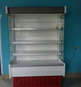 Холодильник вветрина
