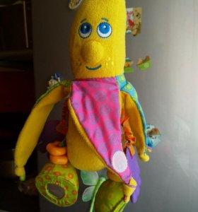 Развивающая игрушка Tiny Love банан