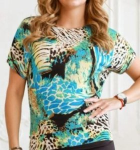 Новая женская блузка 46-го размера