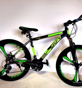Велосипеды Saft на литье