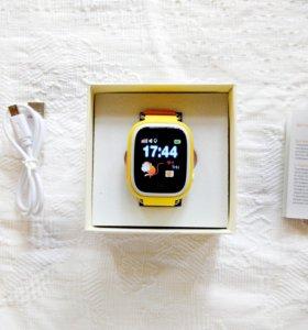 Часы трекер умные часы