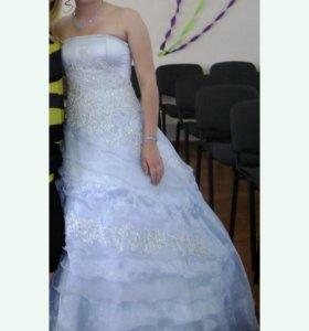 Свадебное,выпускное,вечернее платье