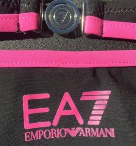 Купальник новый EA7. 46(M)