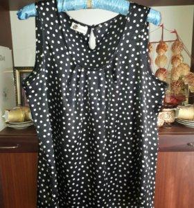 Новая блузка 50-52