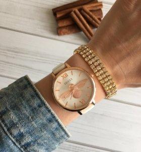 Гуччи новые часы