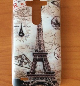 Новый чехол на телефон LG G3