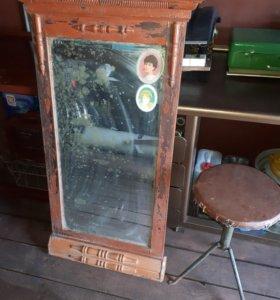 Старое зеркало.